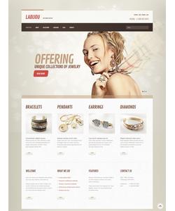 WordPress šablona na téma Šperky č. 44841
