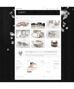 WordPress šablona na téma Šperky č. 44949