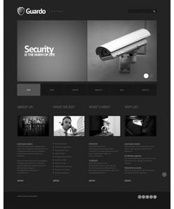 WordPress šablona na téma Bezpečnost č. 45015