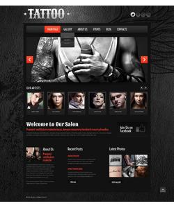 WordPress šablona na téma Krása č. 45028