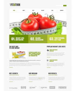 WordPress šablona na téma Lekařské č. 45516