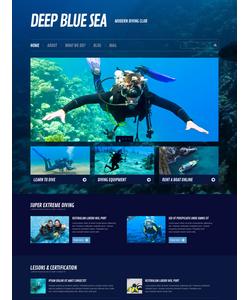 WordPress šablona na téma Sport č. 45576