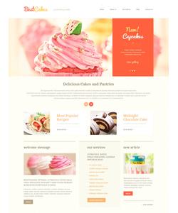 WordPress šablona na téma Café a restaurace č. 46571
