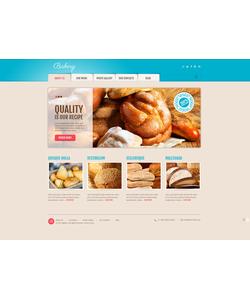 WordPress šablona na téma Café a restaurace č. 47006
