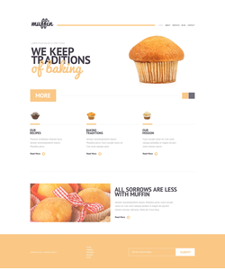 WordPress šablona na téma Café a restaurace č. 47072