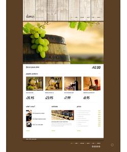WordPress šablona na téma Café a restaurace č. 47541