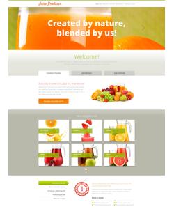 WordPress šablona na téma Café a restaurace č. 47992
