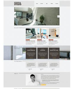 Joomla šablona na téma Interiér a nábytek č. 52863