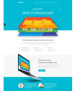 Joomla šablona na téma Web design č. 53797