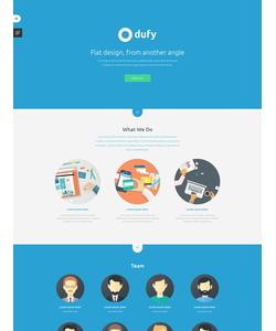 Joomla šablona na téma Web design č. 54025
