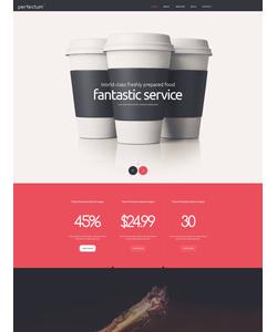 Joomla šablona na téma Café a restaurace č. 54955
