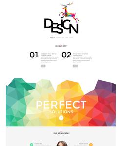 Joomla šablona na téma Web design č. 55435