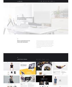 Joomla šablona na téma Web design č. 57581