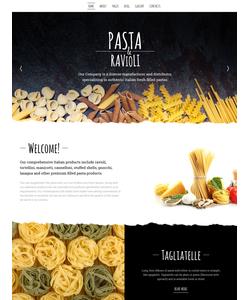Joomla šablona na téma Café a restaurace č. 57779