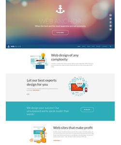 Joomla šablona na téma Web design č. 58781