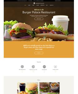 WordPress šablona na téma Café a restaurace č. 60109