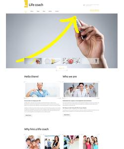 Joomla šablona na téma Lidé a společnost č. 61334