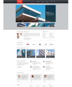 Joomla šablona na téma Architektura č. 45333