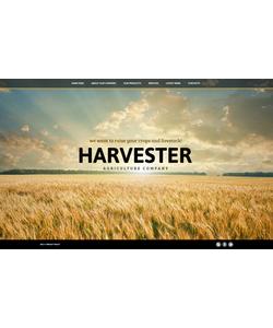Joomla šablona na téma Zemědělství č. 45560