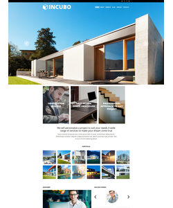 Joomla šablona na téma Architektura č. 51844