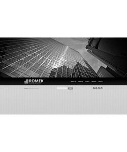 Flash CMS šablona na téma Architektura č. 46050