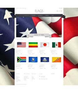 Magento e-shop šablona na téma Politika č. 48230