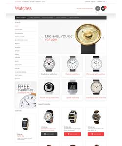 Magento e-shop šablona na téma Móda č. 48334