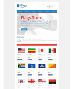 Magento e-shop šablona na téma Politika č. 48511