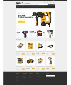 Magento e-shop šablona na téma Nejpopulárnější č. 48759