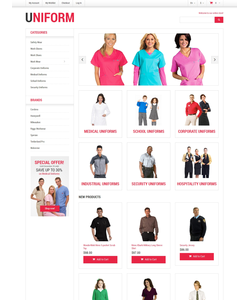 Magento e-shop šablona na téma Bezpečnost č. 48936