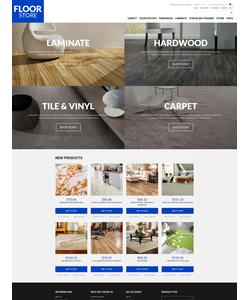 Magento e-shop šablona na téma Interiér a nábytek č. 49312