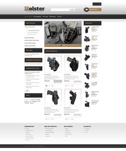 Magento e-shop šablona na téma Vojenské č. 49370