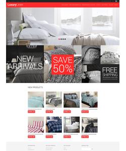 Magento e-shop šablona na téma Interiér a nábytek č. 49586
