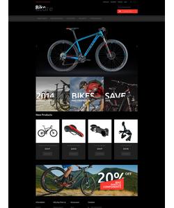 Magento e-shop šablona na téma Sport č. 50630