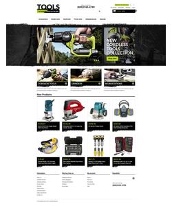 Magento e-shop šablona na téma Nejpopulárnější č. 50780