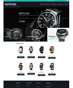 Magento e-shop šablona na téma Móda č. 50896