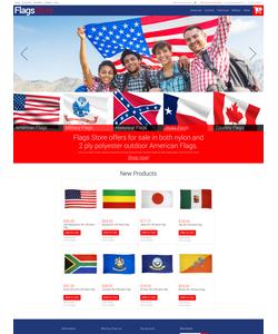Magento e-shop šablona na téma Politika č. 51167