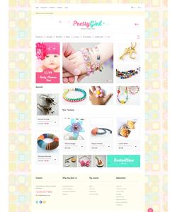 Magento e-shop šablona na téma Šperky č. 51322