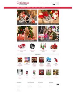 Magento e-shop šablona na téma Nejpopulárnější č. 52015