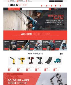 Magento e-shop šablona na téma Nejpopulárnější č. 52130
