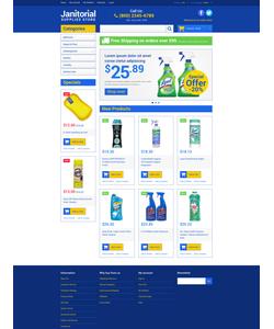 Magento e-shop šablona na téma Nejpopulárnější č. 52152