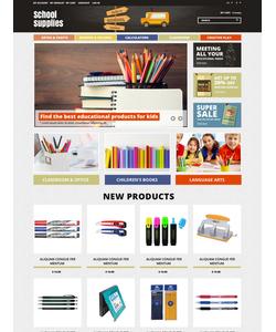 Magento e-shop šablona na téma Podnikání č. 52298