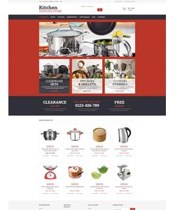 Magento e-shop šablona na téma Interiér a nábytek č. 52485