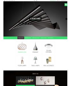 Magento e-shop šablona na téma Průmysl č. 52921
