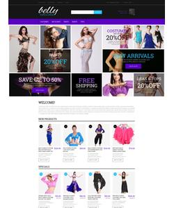 Magento e-shop šablona na téma Sport č. 52937