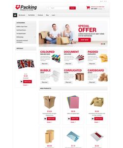 Magento e-shop šablona na téma Podnikání č. 53083