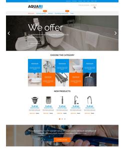 Magento e-shop šablona na téma Nejpopulárnější č. 53128