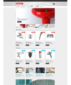 Magento e-shop šablona na téma Nejpopulárnější č. 53267