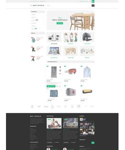 Magento e-shop šablona na téma Podnikání č. 53792