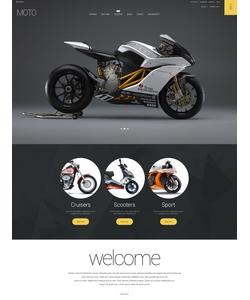 Magento e-shop šablona na téma Auta č. 55419
